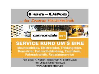fun-bike Daun