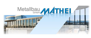 logo mathei metallbau