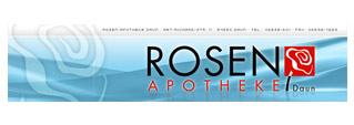 Logo Rosen Apotheke Daun