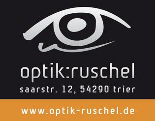 Optik Ruschel . Saarstraße 12 . 54290 Trier