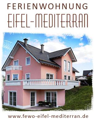Ferienwohnung Eifel Mediterran Schalkenmehren